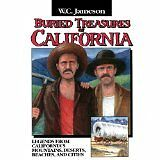 Buried Treasures of California: Legends from California's Mountains, Deserts,...