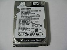 Western Digital WD Scorpio Black 320GB SATA WD3200BEKT-60V5T1, HBNTJAB (H63-02)