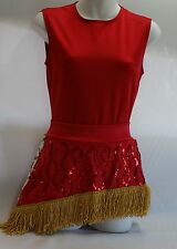 Dance (Drill Team) costume for dancers, twirlers or skaters