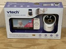 Vtech 5-inch Smart Wi-Fi 1080p Pan and Tilt Monitor Rm5864Hd -Brand New