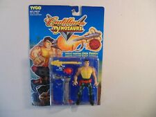 Jungle Fighting Jack Tenrec action figure Cadillacs and Dinosaurs Tyco 1993