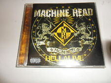 Cd   Machine Head  ‎– Hellalive