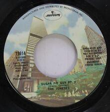 Soul 45 The Joneses - Sugar Pie Guy Pt. 1 / Sugar Pie Guy Pt. 2 On Mercury