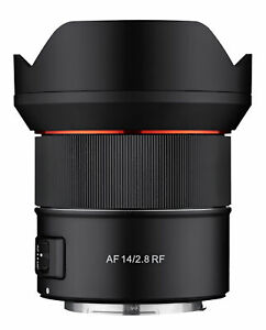 Rokinon 14mm F2.8 AF Full Frame Ultra Wide Angle Lens (Canon RF)