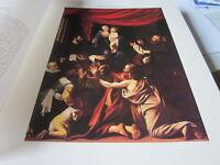 Wien Archiv 4 4046 Michelangelo Mersi da Caravaggio Die Rosenkranzmadonna
