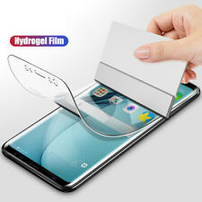 Hydrogel Screen Protector For Samsung Galaxy S20 S20 Ultra S20 PLUS S10 S9 S8 S6