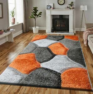 New Modern Large Shaggy Rugs Hallway Runner Living Room Rugs Bedroom Carpet Mats