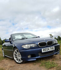BMW 3 series 2.2 320Ci Sport 2dr Convertible Cabriolet FSH Leather Memory Cruise