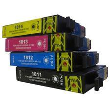 4 Cartouches t EPSON T1816 compatible « Pâquerette » 4 Couleurs XL