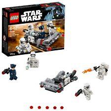 LEGO® Star Wars™ 75166+75167 Bounty Hunter Speeder Bike™ 2-teilig NEU//OVP!