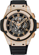 Hublot King Power UNICO Chronograph 48mm Rose Gold Watch 701.OX.0180.RX.1704