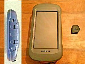 Garmin Montana 600 / 610 / 650 / 680 austauschbar Gummi leiste, einschaltknopf