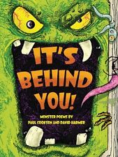 It's Behind You!: Monster Poems by,Paul Cookson, David Harmer