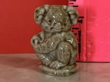 Vintage Wade Whimsie Koala Bear Figurine Real English Porcelain