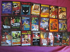 44 Breygent Classic Sci-Fi & Horror Poster Collector Cards