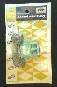 Tootsietoy #3107 Classic Series 1906 Cadillac Factory Sealed Original Card