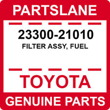 23300-21010 Toyota OEM Genuine FILTER ASSY, FUEL