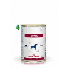 ROYAL CANIN barattolo HEPATIC 420 gr alimento umido per cani con problemi