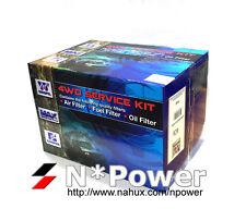 WESFIL 4WD AIR OIL FUEL FILTER KIT FOR Toyota Landcruiser Prado KZJ120R 1KZ-TE