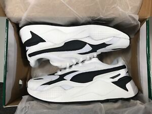 Puma RS X3 Puzzle L Mens Trainers Sneakers Shoes UK 7 EUR 40.5 USA 8