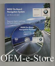 2004 to 2008 BMW E65 E66 745i 750i 750Li 760i 760Li Satellite Navigation DVD Map