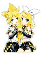 Vocaloid Len & Rin Anime Car Decal Sticker 002