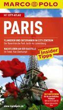 MARCO POLO Reiseführer Paris: Reisen mit Insider-Tipps - Mit Sprachführer - Gerh