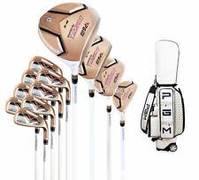 Ladies Regular Complete Golf Club Set Driver Iron Hybrid Putter 13 PCS With Bag