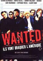 DVD Wanted Ils vont braquer l'Amérique Occasion