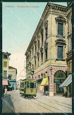 Padova Città Università Tram cartolina QT1452
