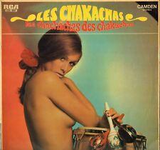 "LES CHAKACHAS ""LES CHAKACHAS DES CHAKACHAS"" LATIN JAZZ 60'S LP RCA 6007"