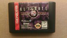 Ultimate Mortal Kombat 3 (Sega Genesis, 1996) Cartridge Only Read Description