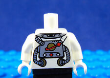 LEGO-MINIFIGURES SERIES [1] X 1 TORSO FOR THE SPACEMAN FROM SERIES 1 RARE