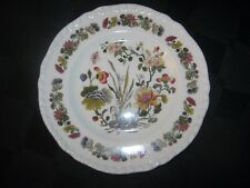 Adams Country Meadow Bread & Butter Plates - 8 Available