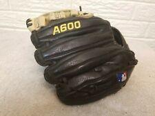 "Wilson A600 Baseball Leather Glove 11"" RHT"