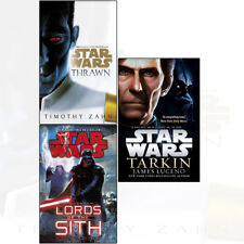 Star Wars Tarkin Lords of the Sith 3 Books Collection Set Brand NEW UK