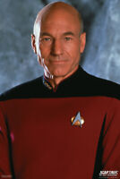 Star Trek The Next Generation Captain Picard TV Show Poster Poster - 12x18
