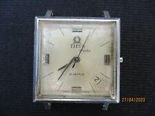 Montre Solvil et Titus automatic 21 jewels montre vintage watch Swiss made