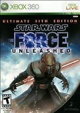 Star Wars: The Force Unleashed -- Ultimate Sith Edition (Microsoft Xbox 360,...