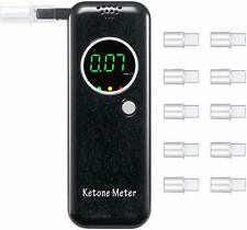 Reusable Breath Ketone Level Analyzer Ketone Content Testing, no Strips Required