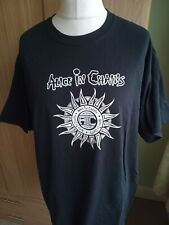 Alice in Chains T Shirt 90 S Grunge metal rock extra large XL