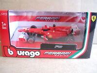 FERRARI F1 F10 ALONSO 2010 - Car Model 1:43 Die Cast Burago [MV567]