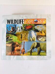 Wildlife Explorer Group Binder Book - 8 Groups/100+Cards Homeschool Education