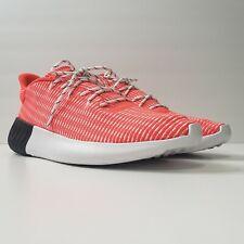 Adidas Tubular Dusk Men's Running Shoes Size 13 Solar Red Orange (B37737)