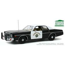 Greenlight 1/18 Dodge Coronet 1975 California Highway Patrol 19075