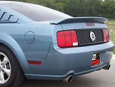 PRIMER UNPAINTED FOR FORD MUSTANG 2005-2009 COBRA GT STYLE SPOILER WING NEW