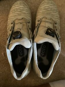 ECCO Wide Golf Shoes for Men for sale