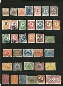 Nice lot Haiti mh/used 1800's-1940's inc. BOB -nice cancels