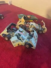 Imc Ford Gtp J Car Gt40 and Amt Hussein vintage lot Rare 60s Built Junkyard lot