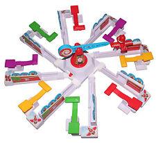 8 Spieler Komplettset für Looping Louie inkl Adapter 8 Personen Trinkspiel Party
